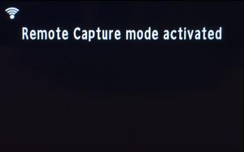 K-3 Remote Mode Activation