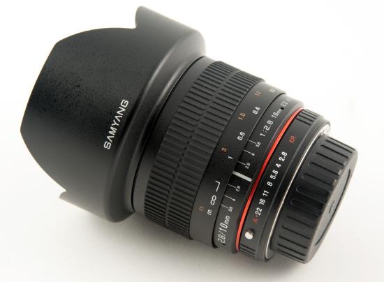 Samyang 10mm