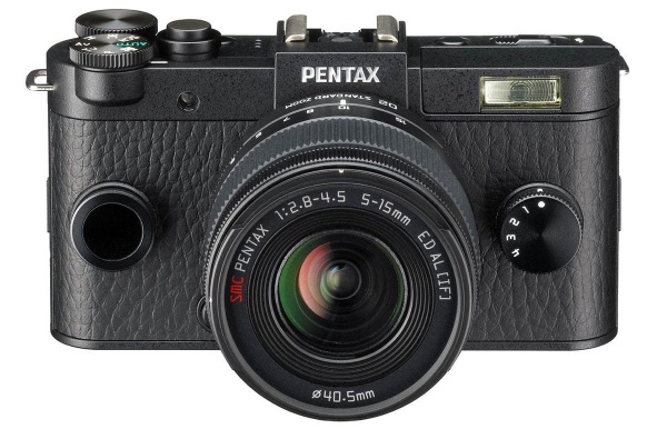 Pentax Q-S1 with 02 Lens