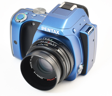Pentax K-S1 Discontinued