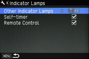 Pentax K-S1 Lights