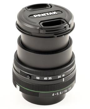 DA L 18-50mm