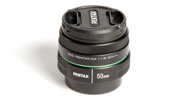 DA 50mm F1.8 on Sale - $86.95