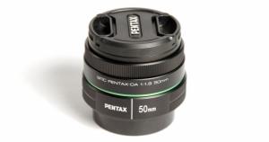 Pentax-DA 50mm F1.8