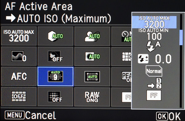 Pentax K-1 Screenshot