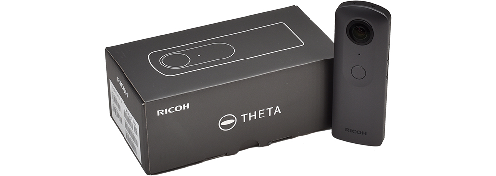 Ricoh Theta V Review Posted