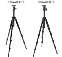 Oben AC-1310 vs. AC-1410 Tripod Comparison
