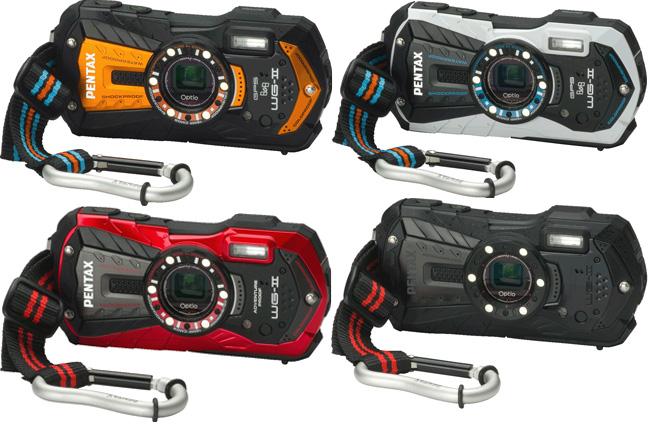 Pentax Optio WG-2 GPS Review