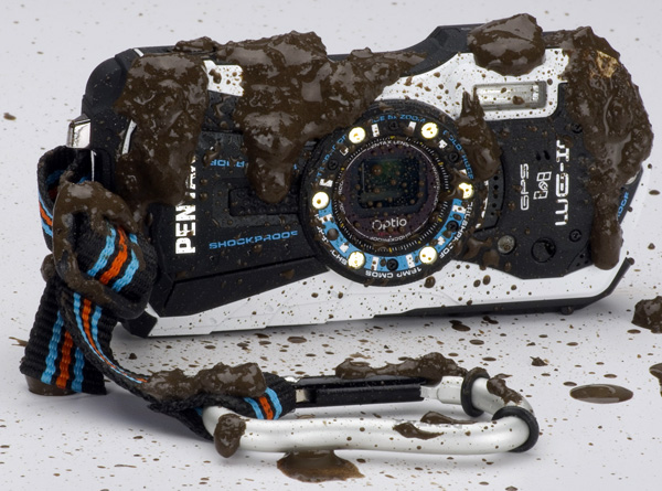 Pentax Optio WG-2 Waterproof Camera