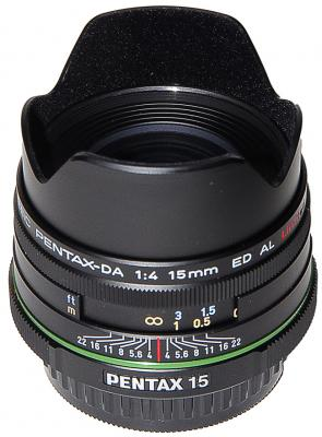 Pentax 15mm Limited Down to $549