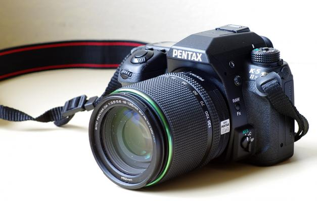 NEW DRIVER: PENTAX K-5II DIGITAL CAMERA