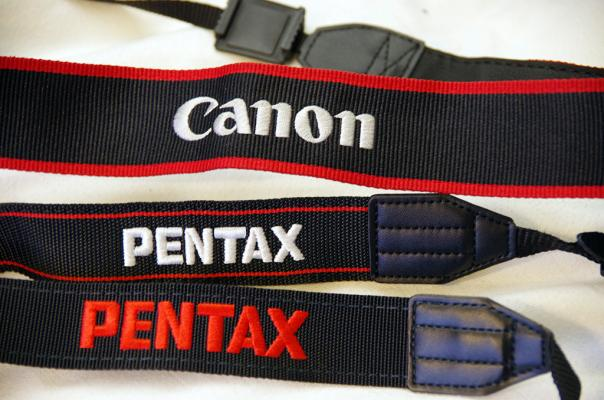 New Pentax Strap (Middle)