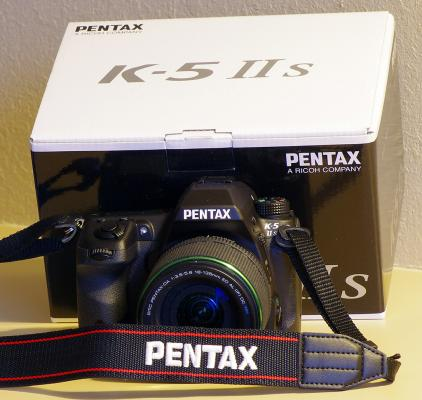 Pentax K-5 II / IIs Review Posted