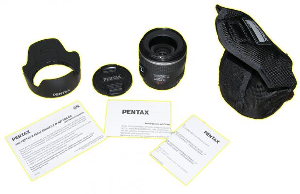 Pentax 55mm Lens Accessories