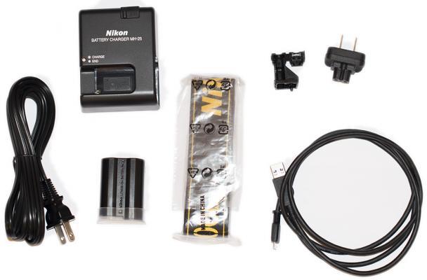 Nikon D800E Accessories