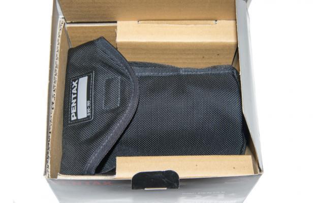 DA* 50-135mm in box