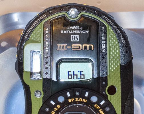 Pentax WG-3 GPS Review