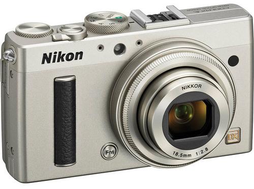 Nikon Coolpix A - Silver