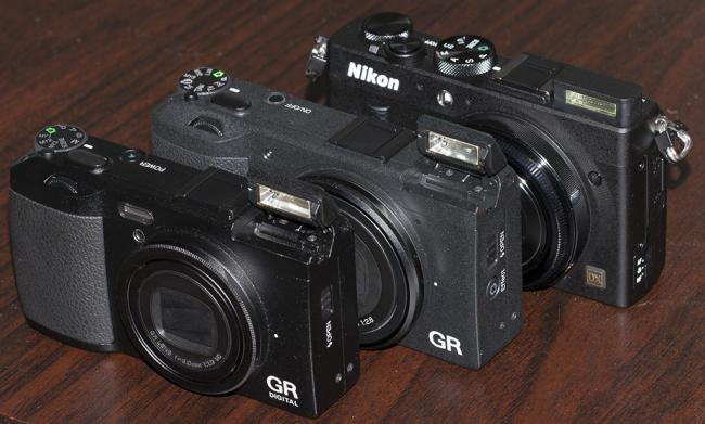 Ricoh GR Comparative Review Posted