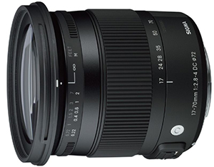 Sigma 17-70mm F2.8-4 Contemporary