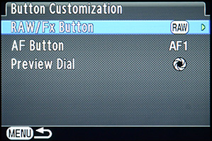 Button Customization