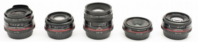 3-Day Pentax Lens Sale