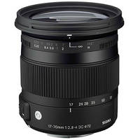"Sigma 17-70mm F2.8-4 ""C"" Now Available"