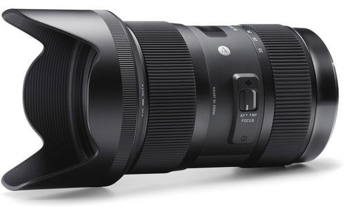 Sigma 18-35mm F1.8 Coming for Pentax