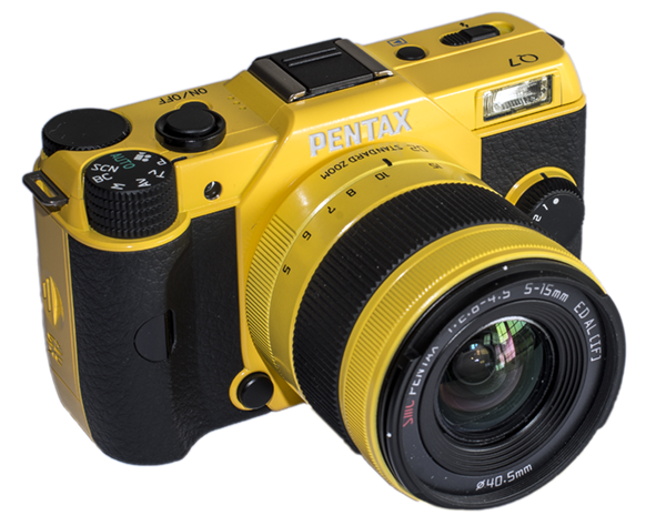 Pentax Q7: Hands-On First Impressions