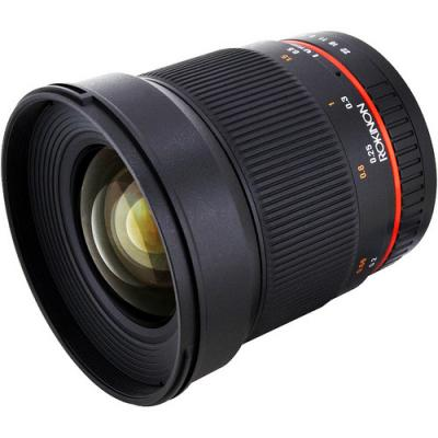 Rokinon 16mm F2 for Pentax Is Here