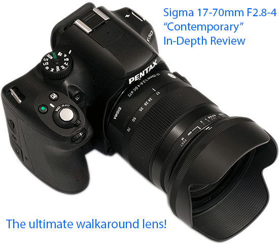 Sigma 17-70mm F2.8-4 Contemporary Review