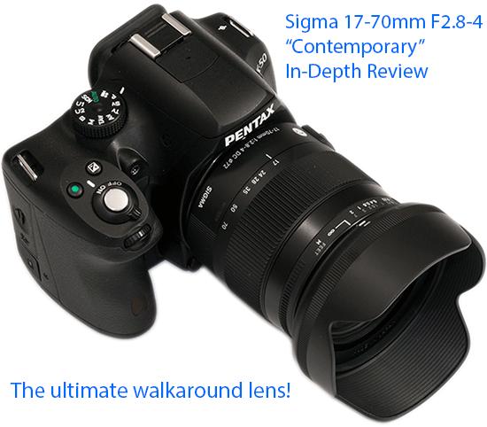 Sigma 17-70mm F2.8-4 Contemporary Review