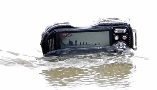 Pentax WG-3 Video Review