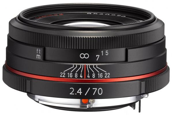 Pentax Launches New HD Limited Lenses
