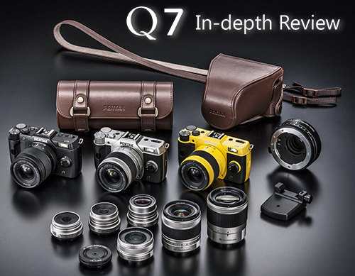 Pentax Q7 Review Posted