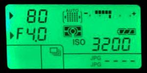 K-3 Top LCD