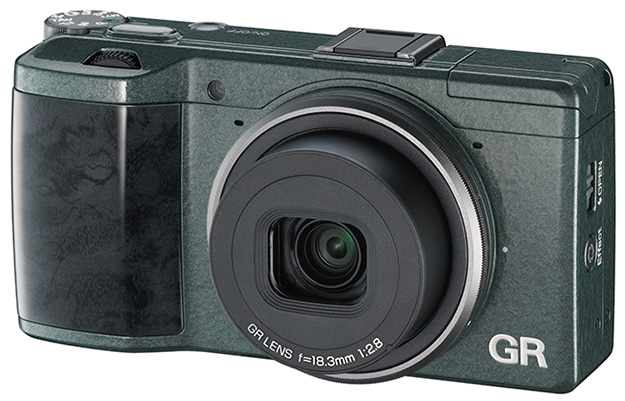 Limited Edition Ricoh GR Announced