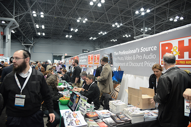 B&H Booth
