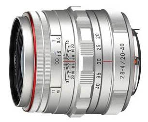 HD Pentax 20-400mm F2.8-4