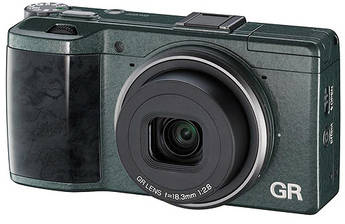 Limited Edition Ricoh GR Now Shipping