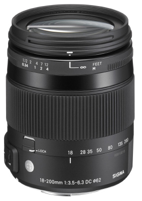 "Sigma 18-200mm OS HSM ""Contemporary"" Announced"