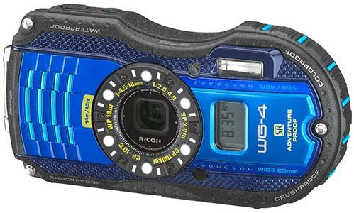 Ricoh WG-4 Digital Camera