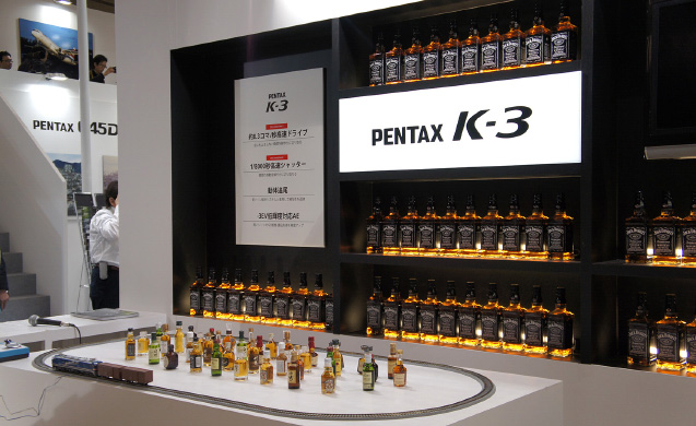 CP+ 2014 Pentax K-3 Booth