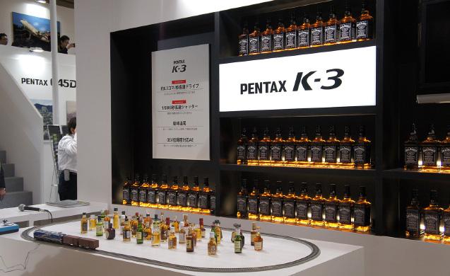 CP+ 2014 Pentax K-3 Booth