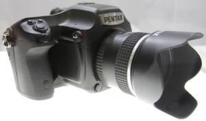Pentax 645D 2014 Prototype