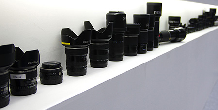 FA-Series 645 Lenses to be Sold in the US