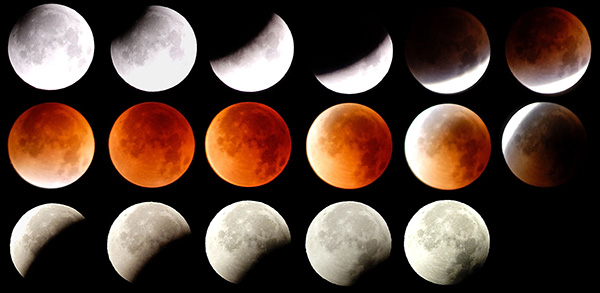 Photograph a Red Moon: Total Eclipse Tonight