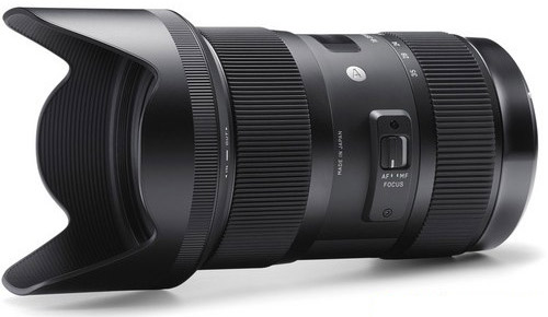 Sigma 18-35mm To Ship in Late June, 2014