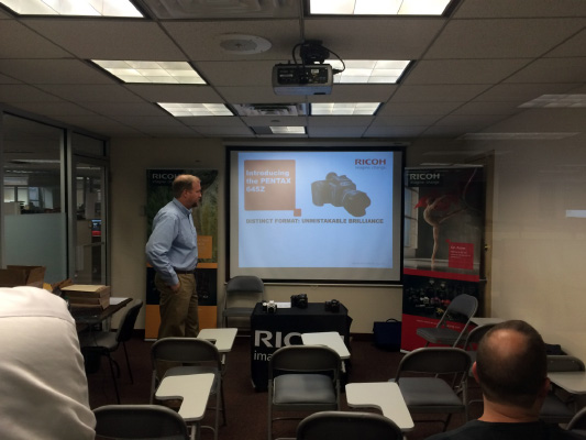 645Z Sales Presentation