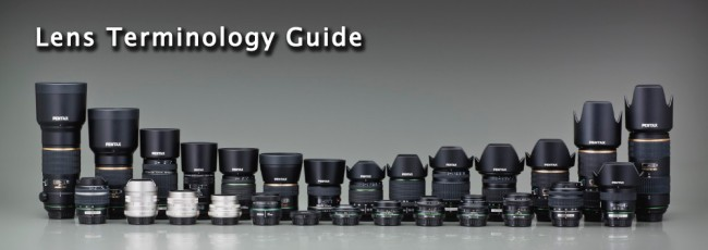 DSLR Lens Terms and Abbreviations